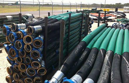 Large Bore Rubber Hose Assemblies ( 1'' to 12'') for Industrial, Marine & Oil field Applications